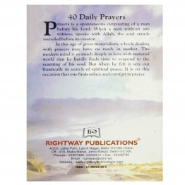 40 Daily Prayers Dua