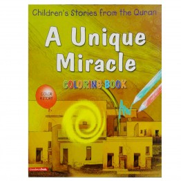 A Unique Miracle (Coloring Book)
