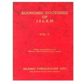 Economics Doctrines of Islam