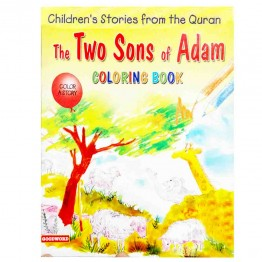 The Two Sons Of Adam (Coloring Book)