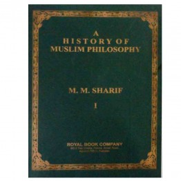 A History of Muslim Philosophy ( Set of Vol. 2)