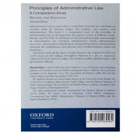 Principles of Administrative Law A Comparative Study Revised and Expanded