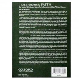 Transforming Faith    The Story of Al-Huda and Islamic Revivalism among Urban Pakistani Women
