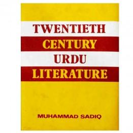 Twentieth Century Urdu Literature
