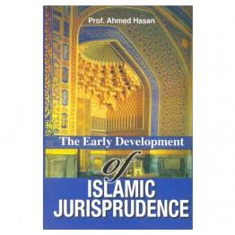 The Early Development of Islamic Jurisprudence
