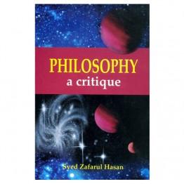 Philosophy A Critique