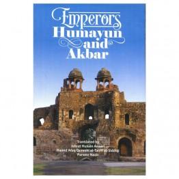 Emperors Humayun and Akbar