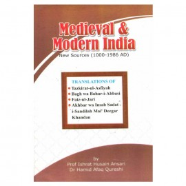 Medieval & Modern India (New Sources (1000-1989 AD)