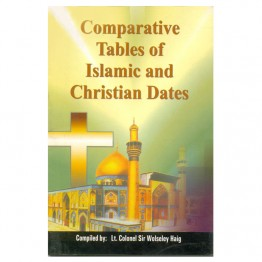 Comparative Table of Islamic and Christian Dates