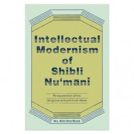 Intellectual Modernism of Shibli Nu'mani