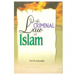 Criminal Law of Islam