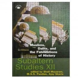 Subaltern Studies XII