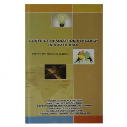 Conflict Resoluton Research in South Asia