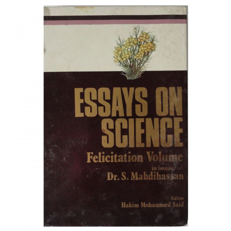 Essays On Science Set Of  Vols