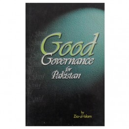 Good Governance for Pakistan