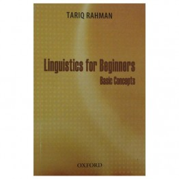 Linguistics of Beginners Basic Concepts
