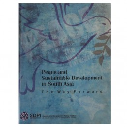 Peace and Sustainable Development in South Asia  The Way Forward