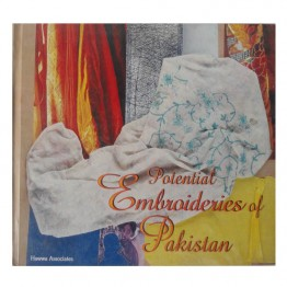 Potential Embroideries of Pakistan