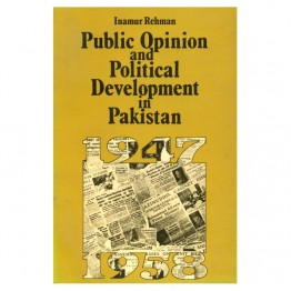 Public Opinion and Political Development in Pakistan