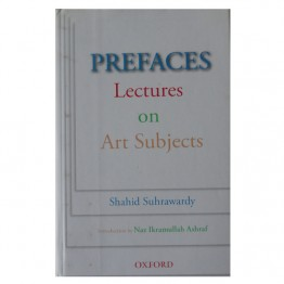 Prefaces:Lectures on Art Subjects