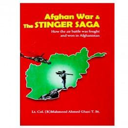 Afghan War & Stinger Saga